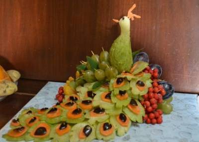 Картинки выставка поделок из овощей и фруктов 838